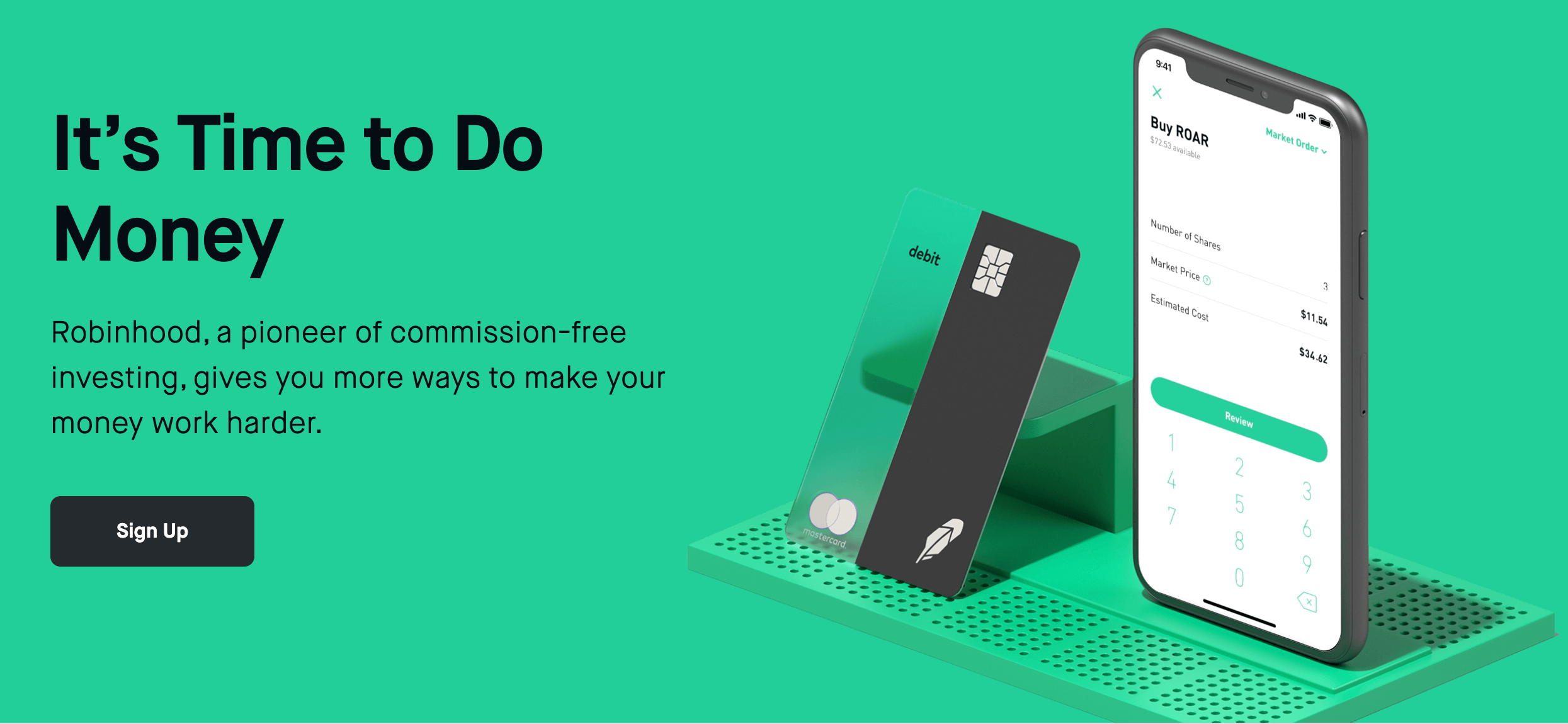 7 Of The Best Investing Apps For People On The Go - Robinhood