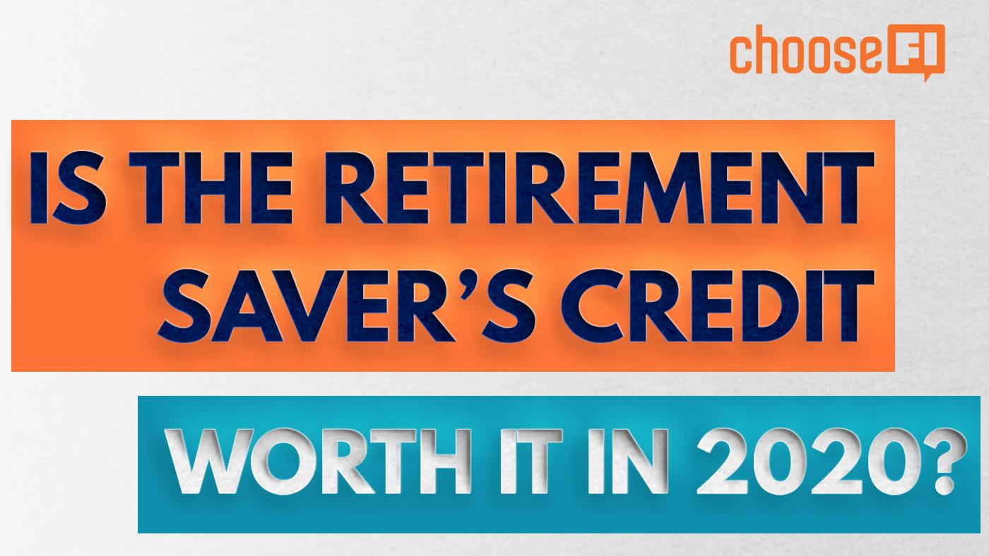 retirement savers credit