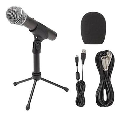 Favorite Budget Microphone when starting a podcast
