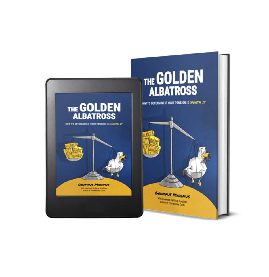 The Golden Albatross book cover