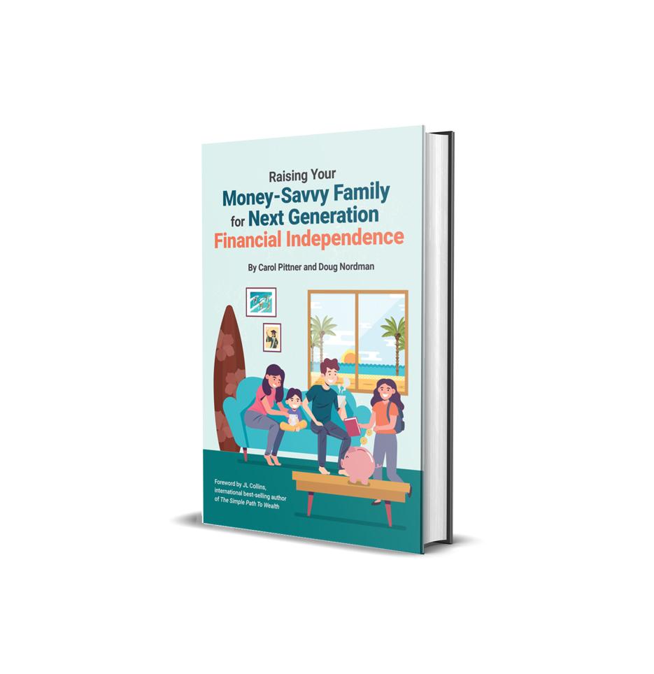 Raising Money Savvy Family book cover