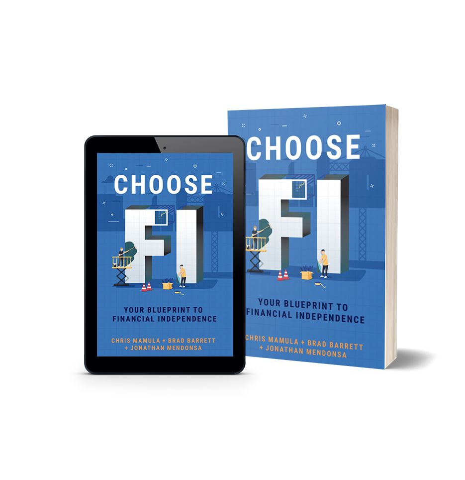 Your Blueprint to Financial Independence Book Cover