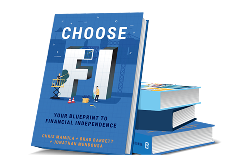 Explore and read the ChooseFI family of books