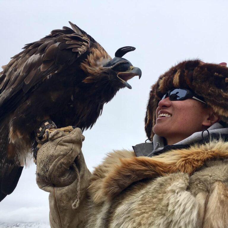 Eagle and Ed