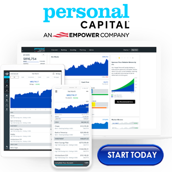 Start Personal Capital Today