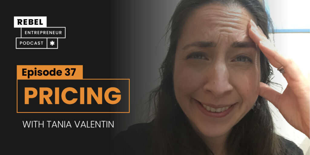 Pricing With Tania Valentin Artwork