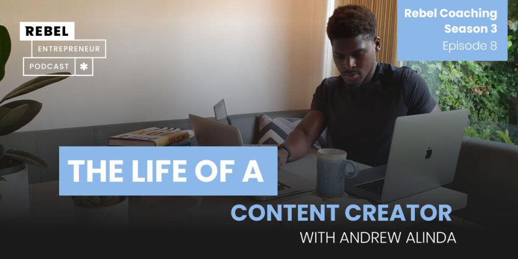The Life of a Content Creator Artwork